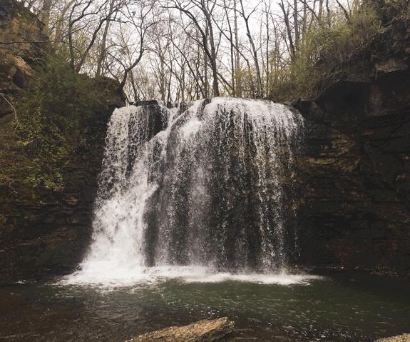 hayden falls dublin ohio
