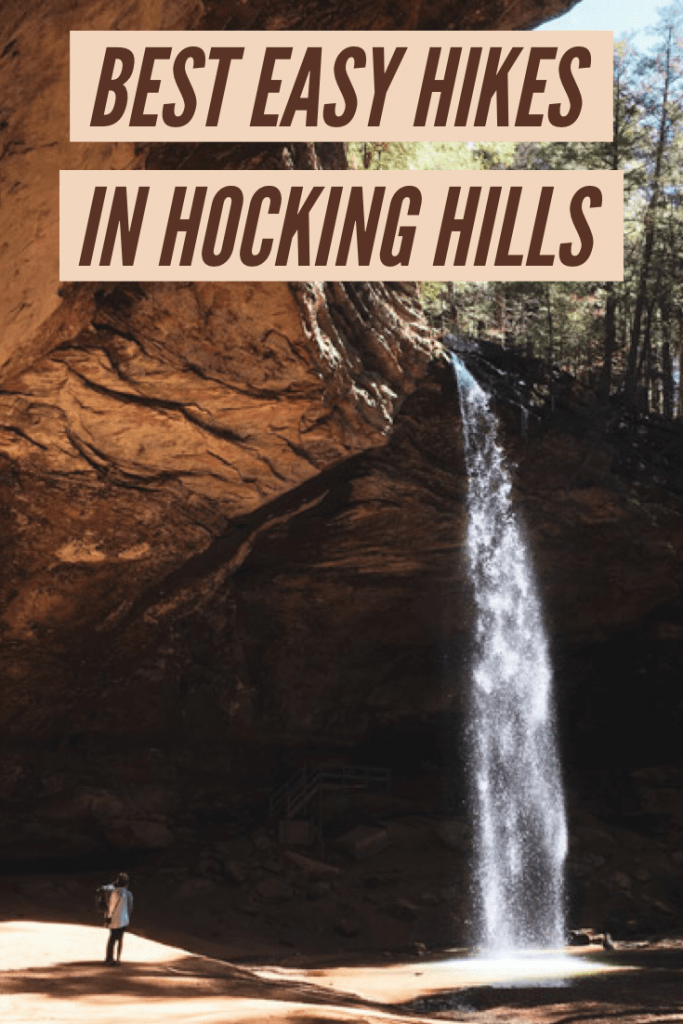 hocking hills easy hikes