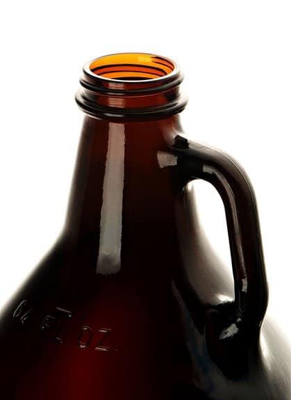 beer growler howler top