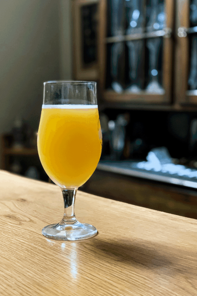 beermosa brunch beer cocktail