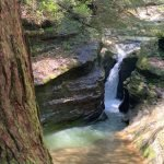 corkscrew falls ohio