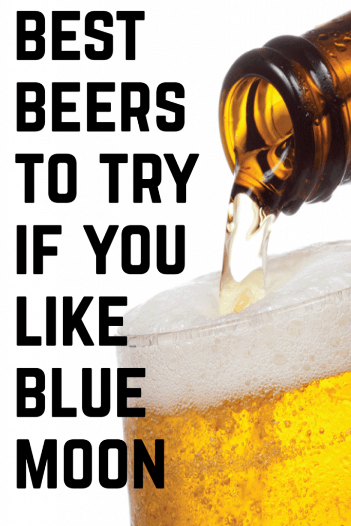 beers to try if you like blue moon