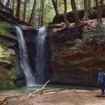 hocking hills secret trails